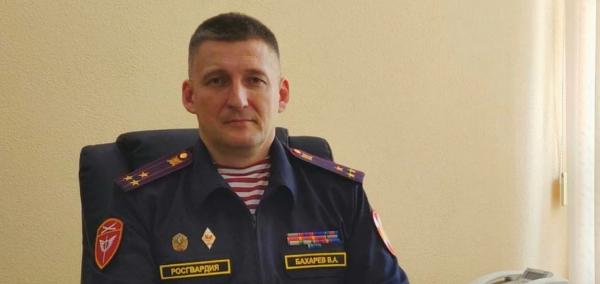 Назначен новый начальник севастопольского подразделения Росгвардии