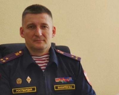 Назначен новый начальник Росгвардии в Севастополе