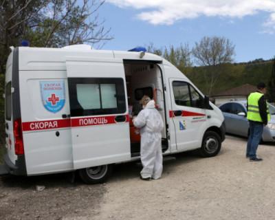Скорая помощь Севастополя на переднем рубеже борьбы с коронавирусом