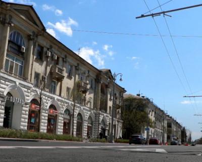 Севастополь на самоизоляции: улица Большая Морская. Апрель 2020 года (ВИДЕО)