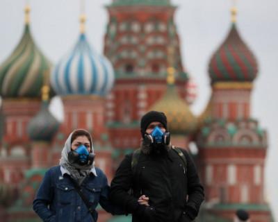 Когда Россия выйдет на пик пандемии коронавируса