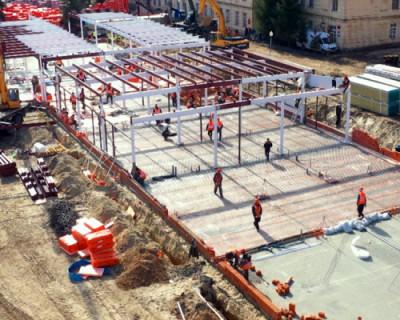 Инфекционный госпиталь в Севастополе будет построен в срок