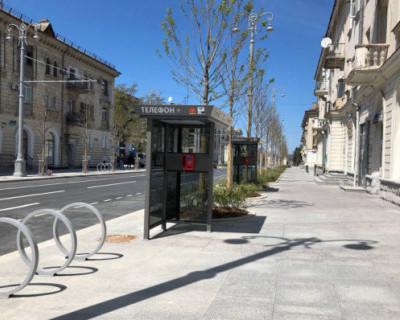 В Севастополе завершилась реконструкция улицы Большая Морская
