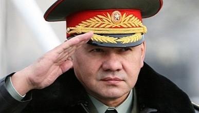 Министр обороны России Сергей Шойгу поздравил военнослужащих и ветеранов с Днем защитника Отечества