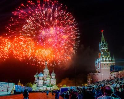 В Москве и еще пяти городах России 9 Мая состоятся праздничные салюты