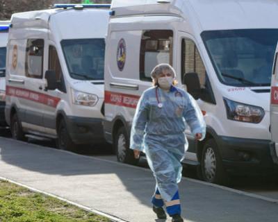 Печальный антирекорд: в России зарегистрировано 7099 новых случаев заражения коронавирусом