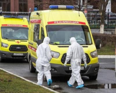 В Севастополе зарегистрированы первая смерть от коронавируса и семь новых случаев заражения за сутки
