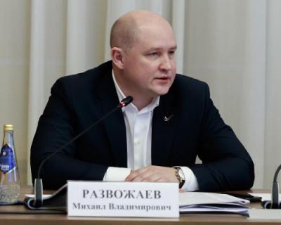 Михаил Развожаев: «С первого мая мы, маленькими шагами, учимся жить в новой реальности»