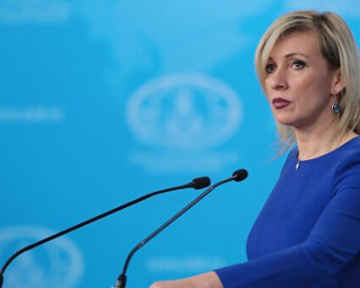 Мария Захарова вызвала на дебаты Навального