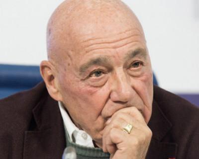 Владимир Познер: «Мне не кажется, что Мишустин может быть главным действующим лицом такого спектакля!»