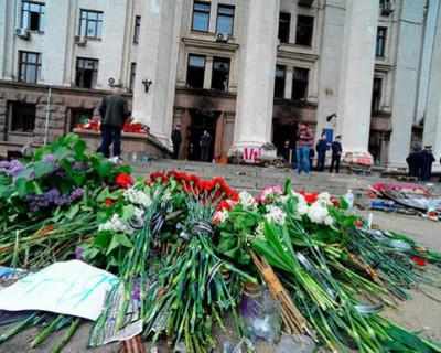 2 мая исполнилось шесть лет со дня «Одесской Хатыни»