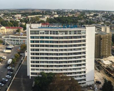 Медики Севастополя будут жить в гостинице «Крым»