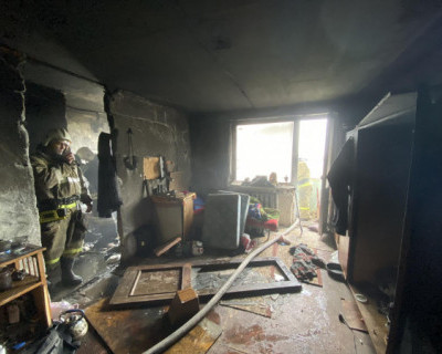 В Севастополе во время самоизоляции чаще стали случаться пожары в квартирах