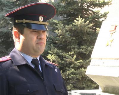 Севастопольские полицейские поддержали акцию #ГолосагородовВеликойПобеды