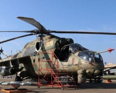 Женщина рассказала об аварийной посадке вертолета в Крыму (ВИДЕО)