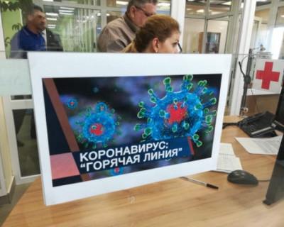 В Севастополе на утро 9 мая зарегистрировано четыре новых случая заболевания COVID-19