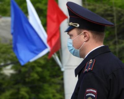 9 мая крымчане могли спокойно гулять и отмечать День Победы