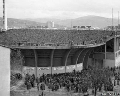 Как НЛО прервало футбольный матч в Италии