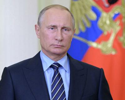 Владимир Путин во второй половине дня выступит с очередным обращением