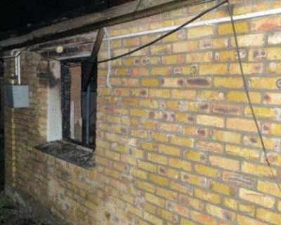 Во время пожара в Крыму погибли три человека