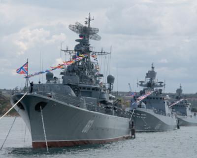 Севастополь – база и дом моряков-черноморцев