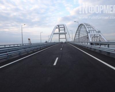 Крымскому мосту — два года