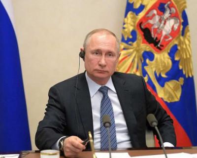 Владимир Путин: «С Дагестаном сейчас будет вся Россия» (ВИДЕО)