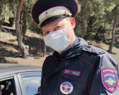 Полицейские Ялты задержали похитителя крышек от канализационных люков