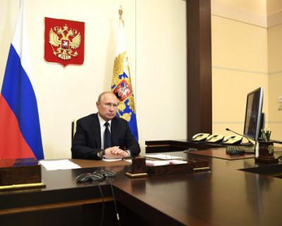 Владимир Путин провел видеосовещание по вопросам экономического развития России (ВИДЕО)