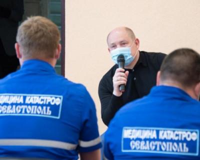 Михаил Развожаев разъяснил медикам порядок получения президентских выплат и надбавок