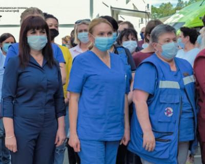 Прокуратура выявила в Крыму нарушения при выплате надбавок медикам