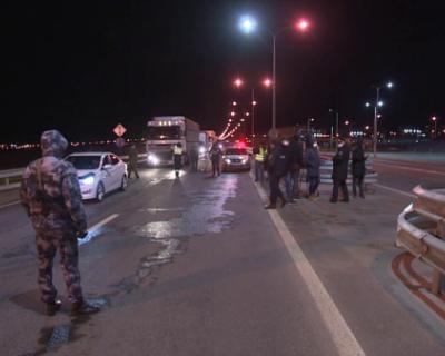 Как проехать на машине из Краснодарского края в Крым