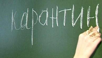 Севастопольские школы закрылись на карантин
