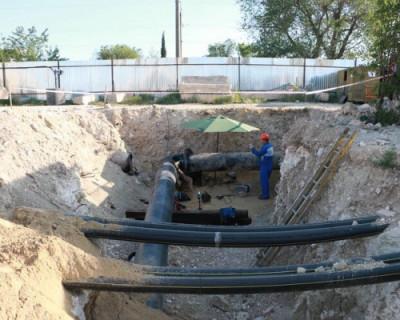 В Гагаринском районе Севастополя восстановлено газоснабжение