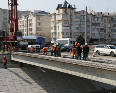 Мост на Ульянова и Камышовое шоссе в Севастополе: когда закончится ремонт дорог