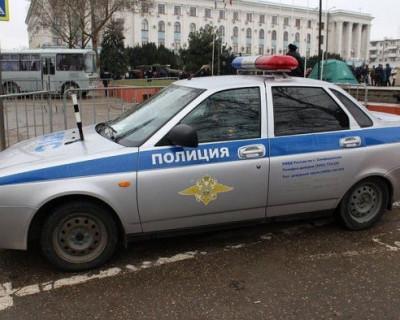 В столице Крыма мужчина обокрал школу