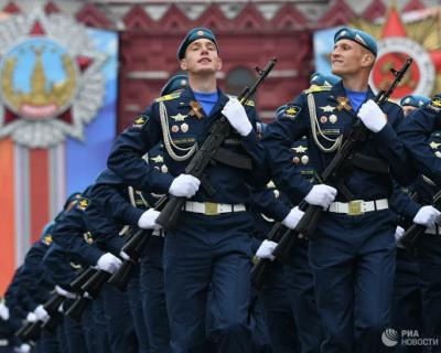 Парад Победы на Красной площади пройдет 24 июня (ВИДЕО)