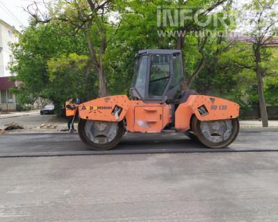 Севастопольские дорожники встречают пандемию ударным трудом (ФОТО)