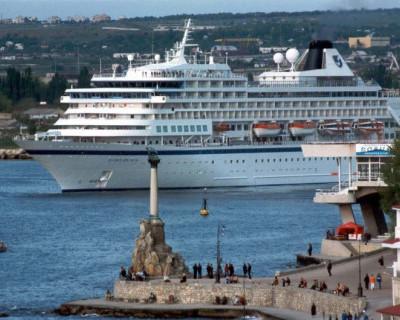 Круизный туризм необходим Крыму с имиджевой точки зрения. Пенсионеры из Европы тратят деньги только на сувениры!