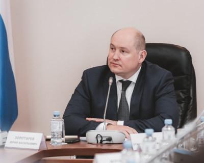 Врио губернатора Севастополя обсудил с бизнесменами перспективы восстановления экономики