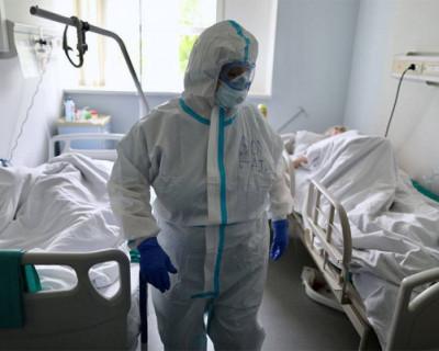 За сутки в России выявили 8338 новых случаев заражения коронавирусом
