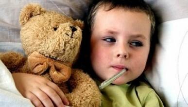 С 12 по 18 февраля в Севастополе заболел 3641 ребенок!