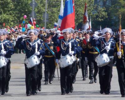 В Севастополе готовятся к военному параду в честь Дня Победы
