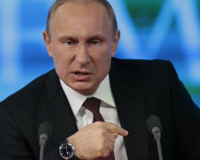 Недовольство Путина: чиновники не хотят работать (ВИДЕО)