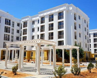 Сколько социального жилья передал Севастополю «Парангон»?