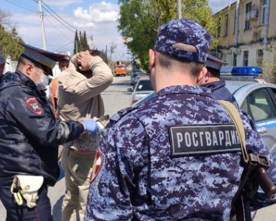 В Севастополе задержали троллейбусного дебошира