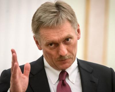 В Кремле подтвердили подлинность коронавируса