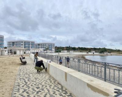 34 пляжа в Севастополе готовят к купальному сезону
