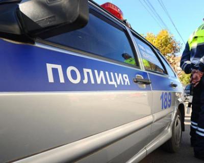 В Ялте водитель сбил инспектора ДПС