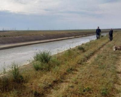 Крымские водолазы нашли тело пропавшей девочки на дне канала